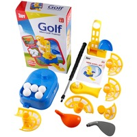 Portable Mini Golf Trainer Golf Automatic Dispenser Training Eye Reaction Ability Easy to Use QC101 Kick Version