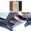 For renault megane 2 3 duster logan clio 2 laguna 2 sandero scenic captur trafic fluence accessories ID card holder