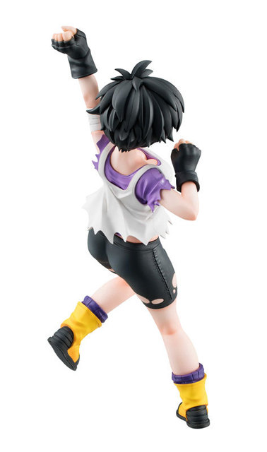 19cm Dragon Ball Videl Action figure toys collection doll Christmas gift with box