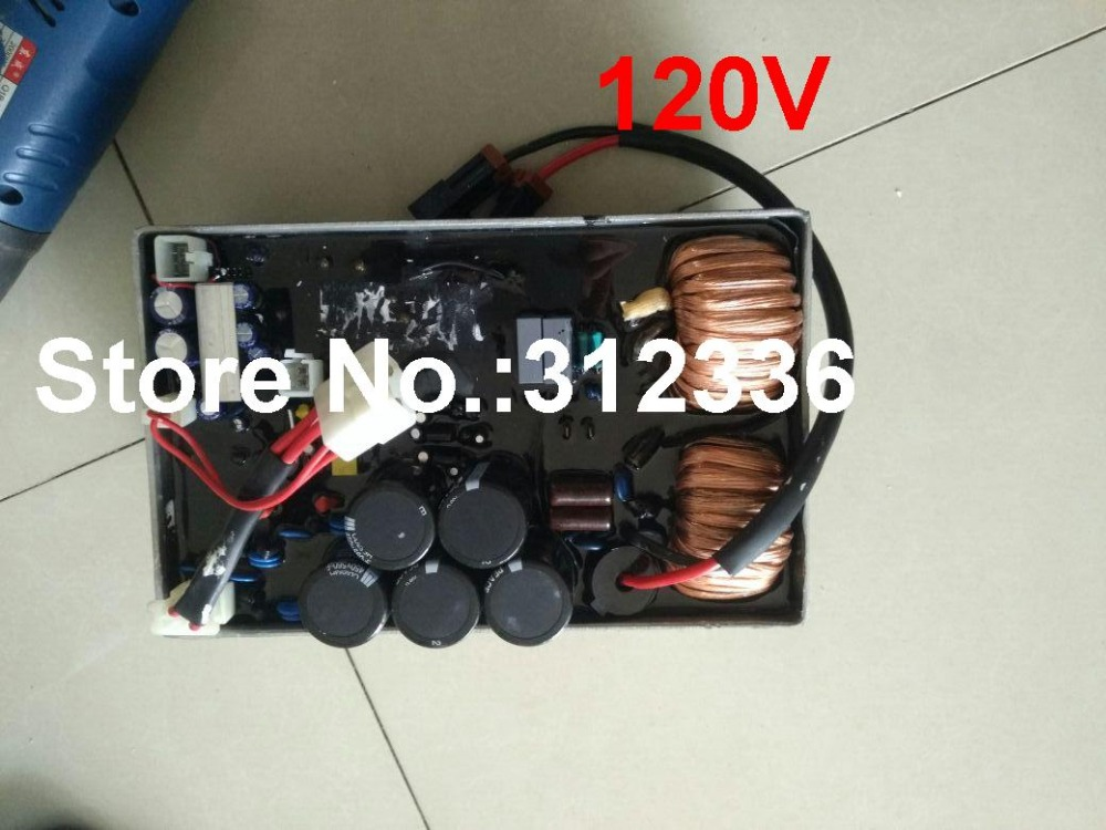 Fast shipping IG6000 AVR DU50 120V/60Hz inverter generator spare parts Old Model suit kipor Kama  Automatic Voltage Regulator free shipping ply95s ki davr 95s single phase generator spare parts suit for kipor kama automatic voltage regulator