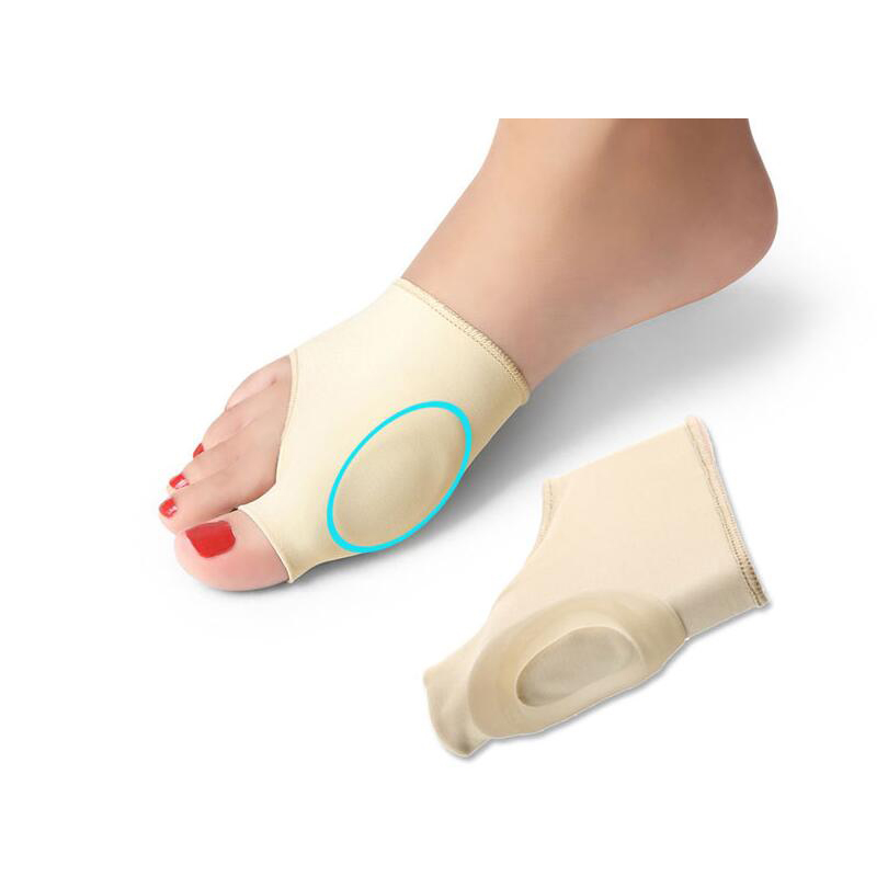 1Pair Hallux Valgus Corrector Feet Care Big Toe Bone Support Orthotics Thumb Braces Correction Pain Relief Pedicure Sock Z3