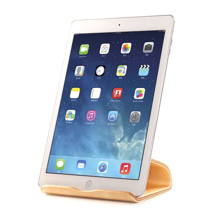 Apple iPad Wooden Stand