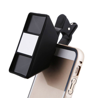 Mini 3D Photograph Stereo Vision Camera Lens Kit For Samsung Galaxy S3 S4 S5 S6 S7