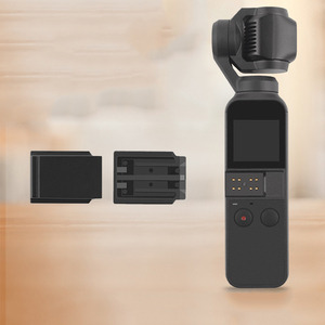 Image 2 - Handheld Camera Base Data Interface Protective Cover For DJI OSMO Pocket Accessories Alternate Protection Of Machine Data