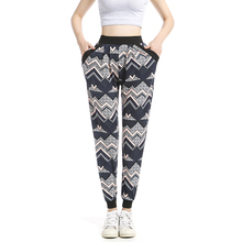 Harem Pants Women Pantalones Mujer Pants Women Sweatpants Ethnic Plus Size Jogger