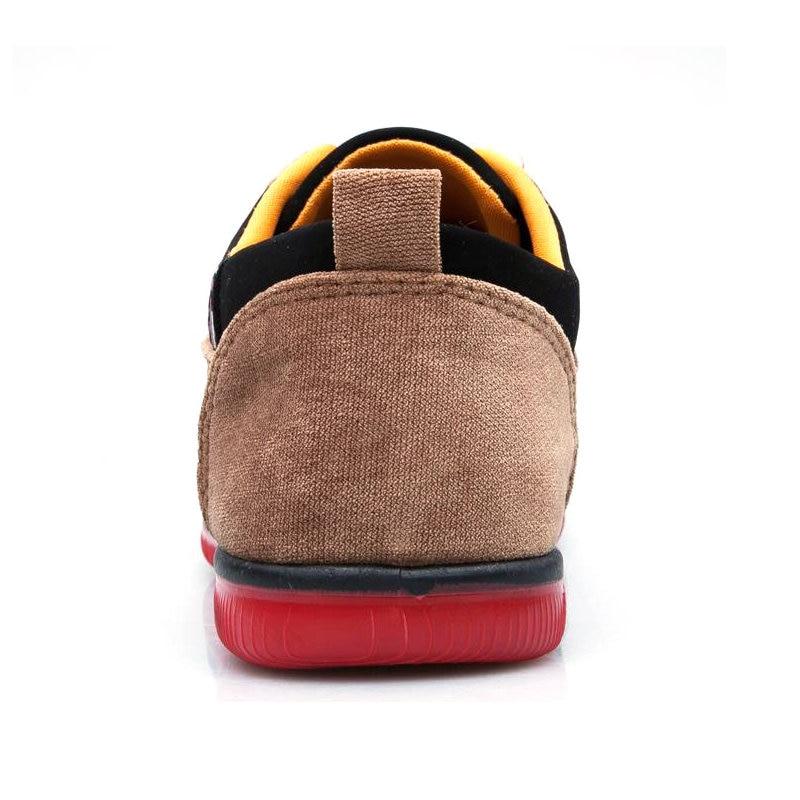 Nuevos zapatos casuales de lona de los hombres de alta calidad de CPI - Zapatos de hombre - foto 5
