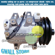 HIGH QUALITY CAR CR14 AIR CONDITIONER COMPRESSOR FOR ISUZU D-MAX 2005-