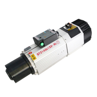 High Quality 9kw CNC Motor 12000 24000rpm ISO30 Spindle 380V/220V 18.2A/31.6A Engraving Machine Spindle 7.2Nm Square Spindle