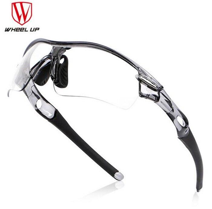 Prix pour ROUE UP Hommes Femmes Photochromiques Sport Cyclisme Lunettes lunettes de Soleil Polarisées VTT Mountain Road Vélo Lunettes Vélo Lunettes