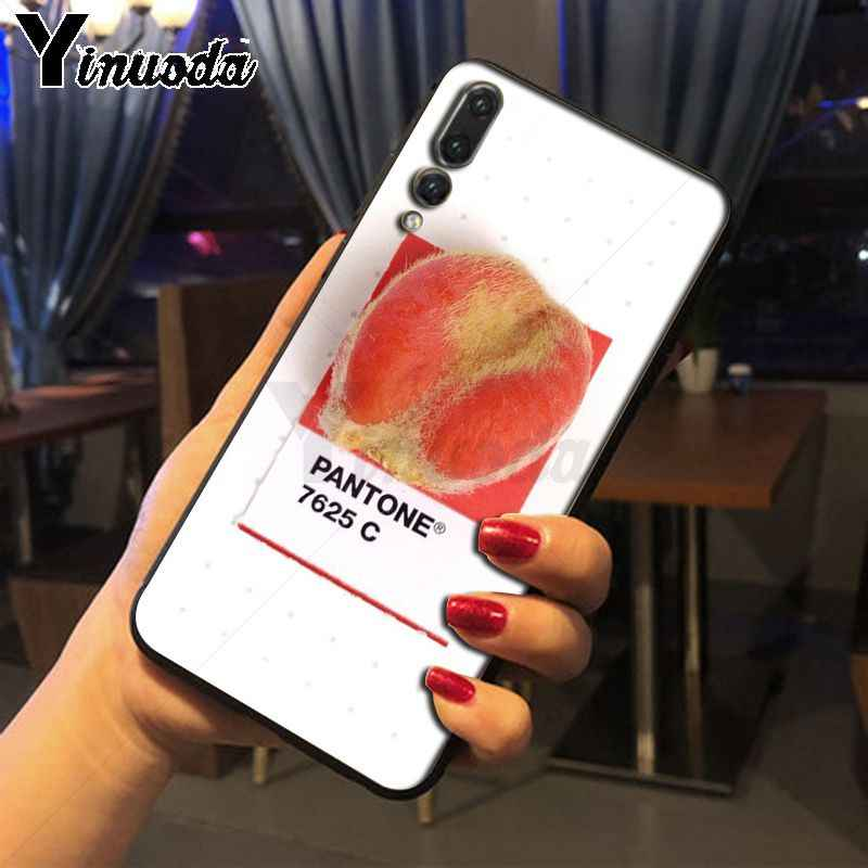 Yinuoda Pantone Caramelo Suave tpu funda del teléfono para Huawei nova 3i P20Lite P10 más Mate10Lite Mate20 P20 Pro honor20 8X cubierta