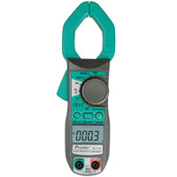 MT 3109 3 3/4 Digital Multimeter Clamp Meter DC AC Voltage Current Capacity Resistance Tester