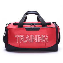 Большой ёмкость Training Gym Bag Водонепроницаемая спортивная сумка Фитнес сумки универсальный сумка для мужчин женщин
