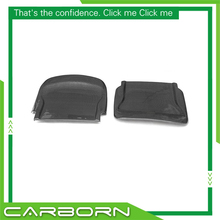 For Benz A CLA GLA Class W176 W117 X156 2013-2017 Dry Carbon Fiber Seat Back Cover-Black Color