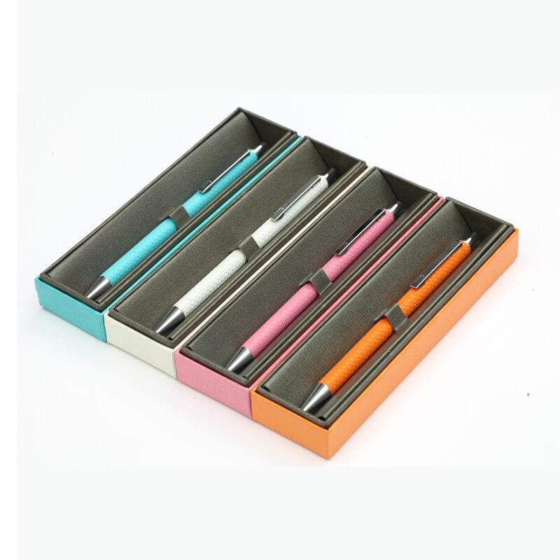 M&G AGPH1501 Metallic Gel Pen 0.5mm High-grade Metal Signature Pen 1PCS yoursfs   french high grade pen shape