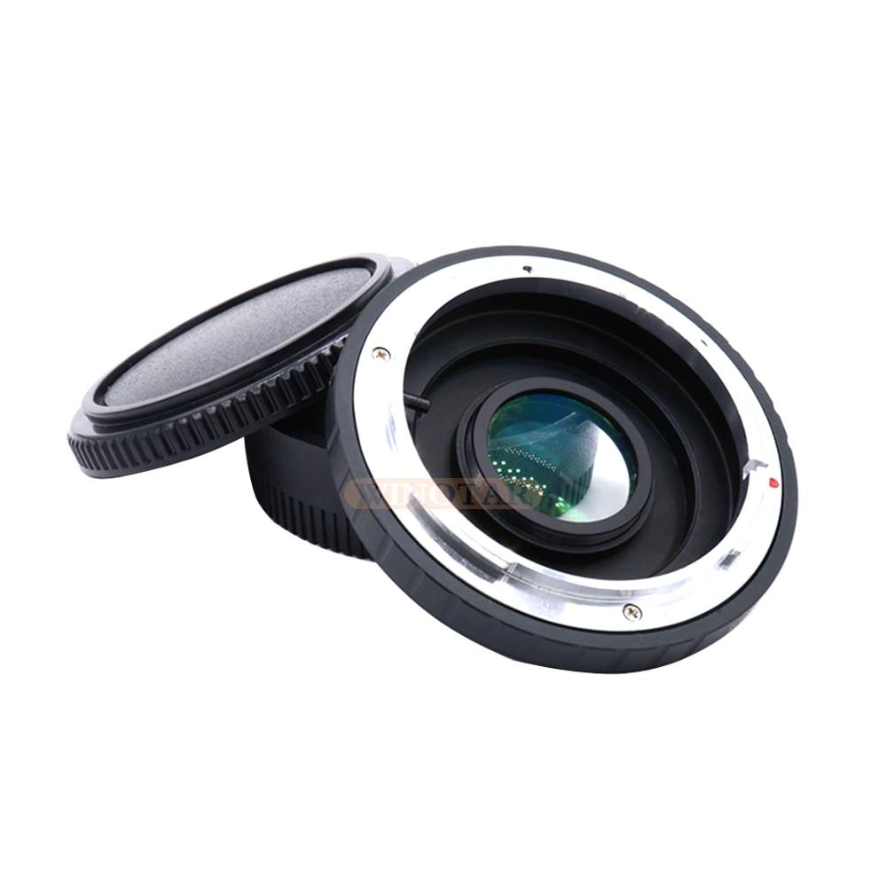 Optic Canon FD mount lens to Nikon F mount adapter DSLR Camera