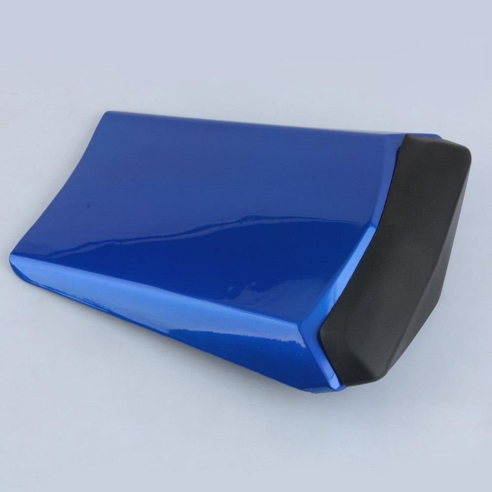 Blue Rear Seat Cover Cowl For Yamaha R1 02 03 2002 2003 Motorcycle Free Shipping Brand New цена 2017