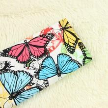 half meter 100% cotton poplin fabric with butterfly print handmade DIY garment dress children cloth T597