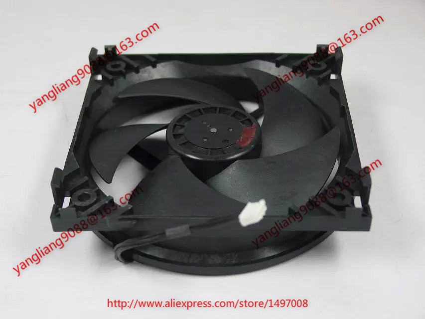 Free Shipping For Nidec I12T12MS1A5-57A07 DC 12V 0.50A 4-wire 4-pin connector 80mm Server Square Cooling fan original for nidec ta550dc a34885 90 14070 12v 5 0a server cooling fans