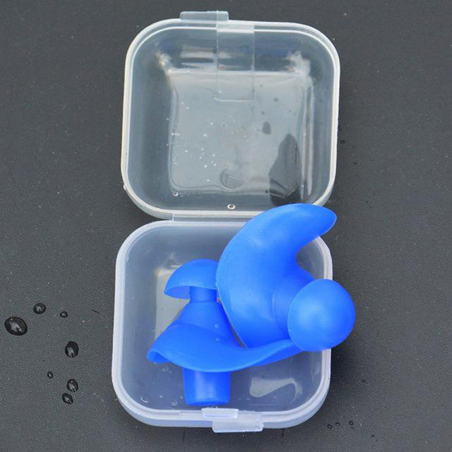 Spiral Silicone Anti-Noise Ear Plugs