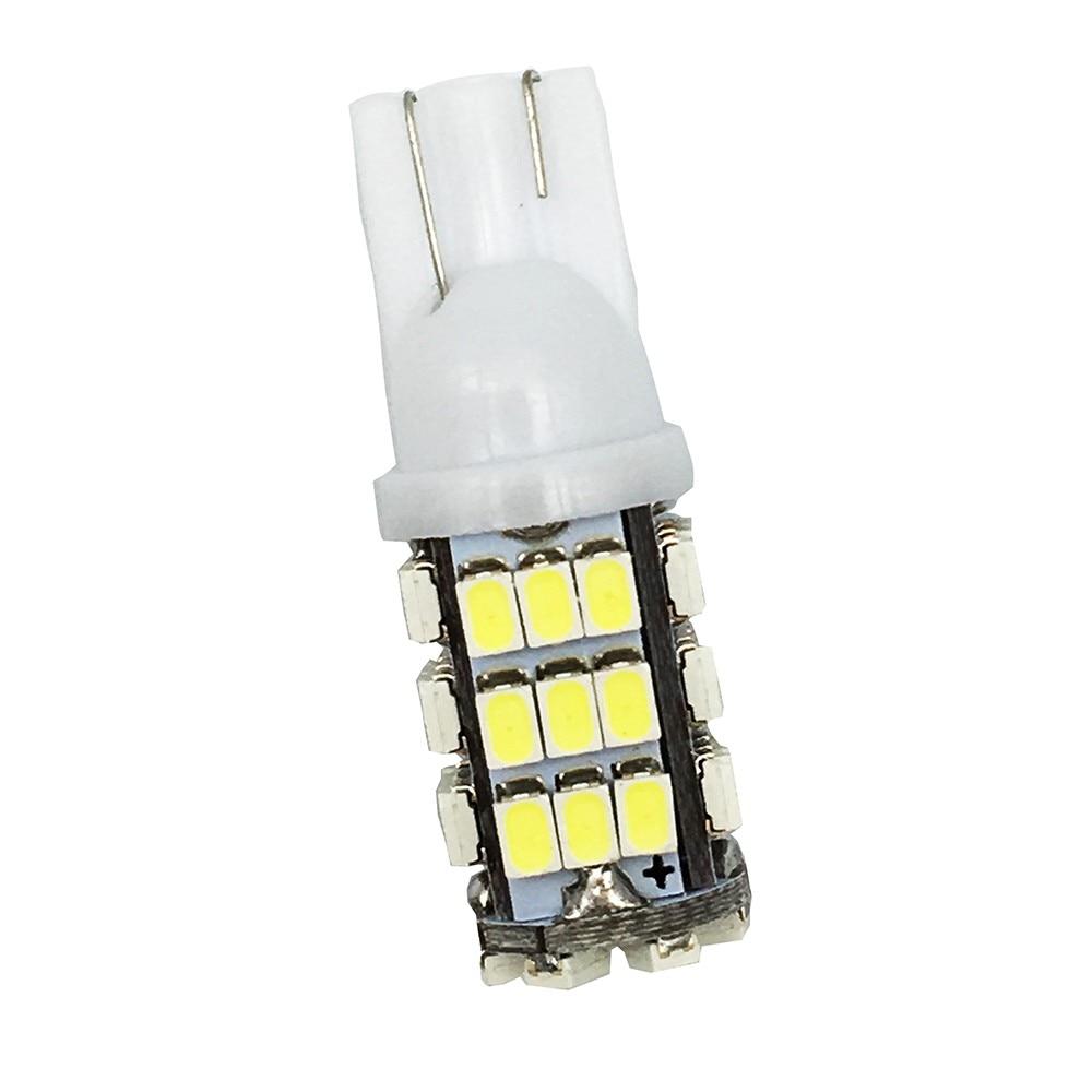 1.5W Canbus Error Free Car 194 168 2825 LED Wedge Light Bulb 50X T10 5050 4SMD
