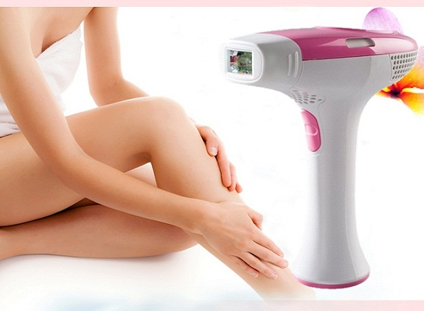 2017 free shipping Household Laser Epilator Hair Removal Icepoint Depilates Instrument Whitening And Anti-wrinkle Acne Treatment replaceable head of household hair whitening beauty equipment strong pulse photon permanent hair never whitening