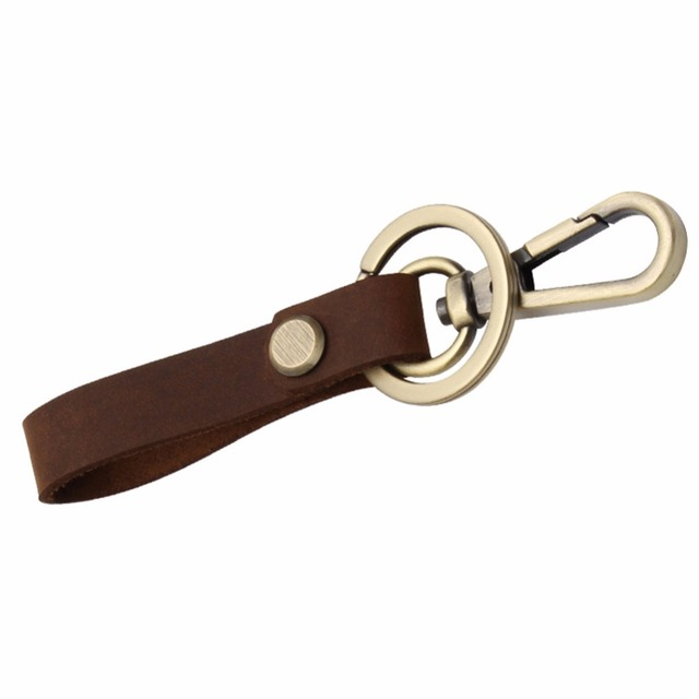 KUDIANBEAR New Arrival High Quality Leather Key Wallets Casual Key Holders Cowhide Leather Key Organizer --BIK012 PM49