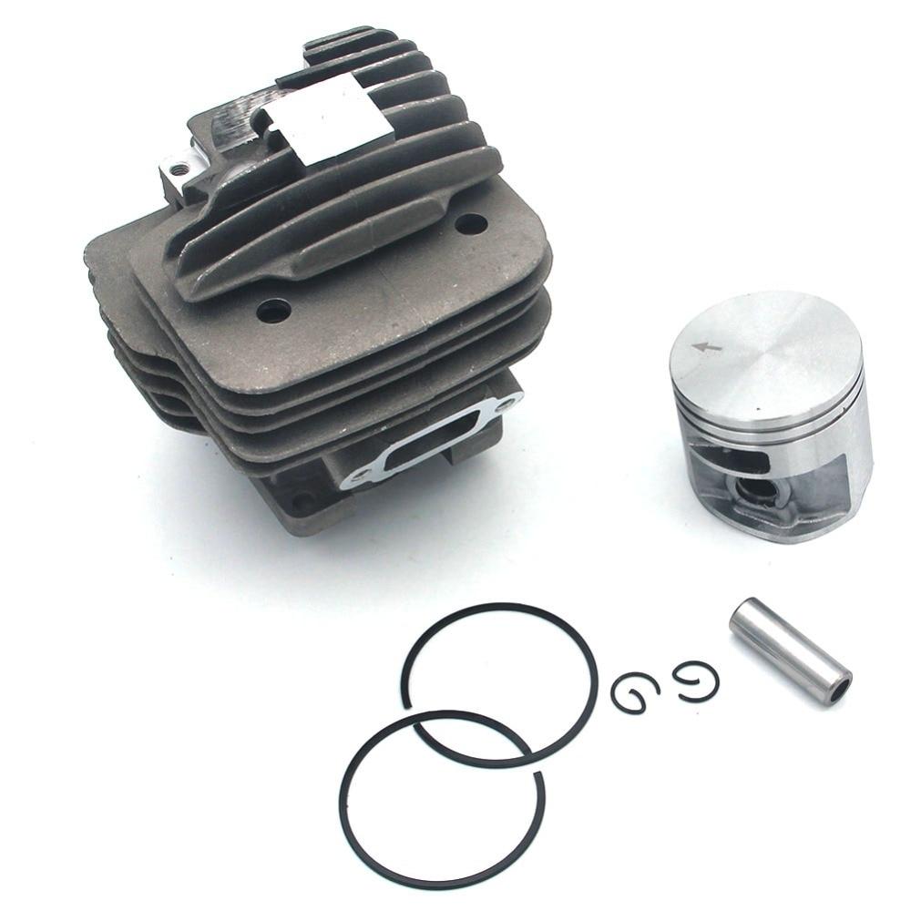MS261 VW for Stihl Cylinder MS261CQZ MS261Z Nikasil Piston MS261CQ MS261CM Kit MS261VW 2-Mix 2-Mix MS261VWZ MS261CBM MS261C