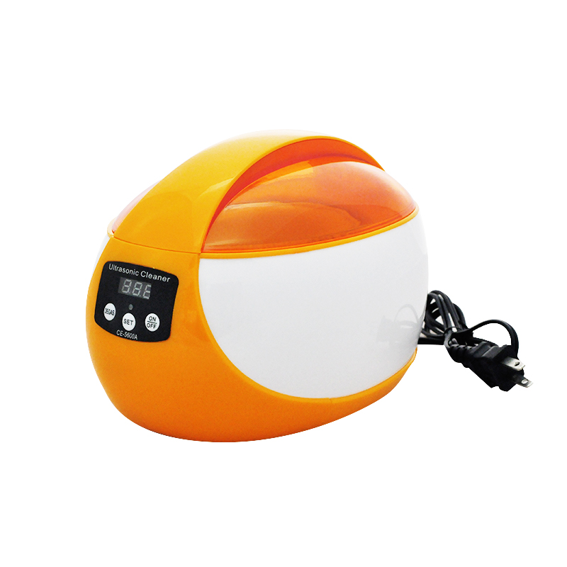 Professional Digital Ultrasonic Jewelry and Eyeglass Cleaner Cleaning Machine professional mini ultrasonic cleaner 220v