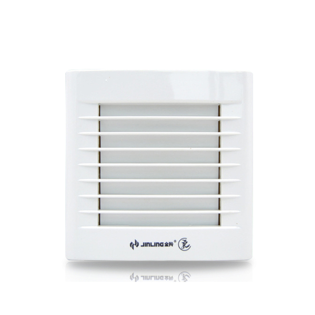 4 inch ventilatoren badkamer wc mute fan uitlaat venster muren in 4 ...