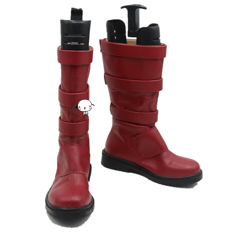 My Hero Academia Boku no Hero Akademia Kirishima Eijirou Shoes Red Boots