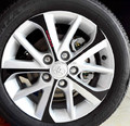 Auto wheel decal, wheel sticker for toyota corolla 2014 2015,20pcs/lot,free shipping