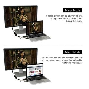 Image 5 - QGEEM HDMI DisplayPort 어댑터 4K HDMI DP 케이블 HDTV 어댑터 변환기 남성 여성 지원 1080P HDTV HDMI DP