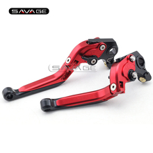 For Gilera GP 800 GP800  2007 2008 2009 Red Motorcycle Accessories Adjustable Folding Extendable Brake Clutch Levers