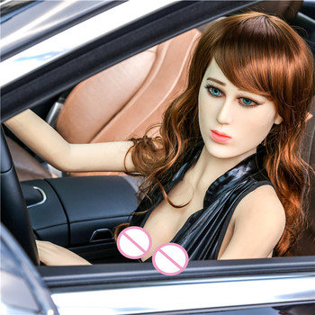 158cm Lifelike Full Body Sex Dolls with Metal Skeleton Adult Oral Love Doll Vagina Real Pussy Fake Ass Sex Product Toys for Men
