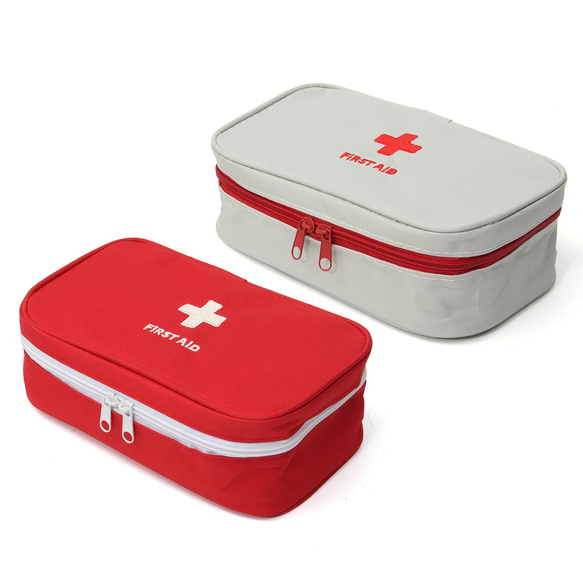Portable Empty First Aid Bag Kit Pouch Medical Emergency Travel Rescue Case Bag Medical Package for outdoor Safety and Survival