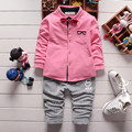 2016 Spring Autumn Selling Children's Wear Fashion Clothes Boy Set Checked Dress Baby Suit Boy Group Of Children