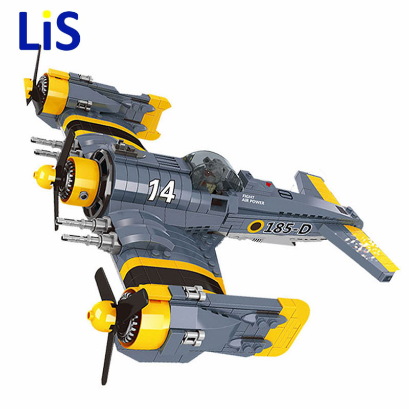 Lis Technic 22021 The Beautiful Science Fiction Fighting Aircraft Building Blocks Set Space Fighter Toys for children 572Pcs the ec archives incredible science fiction