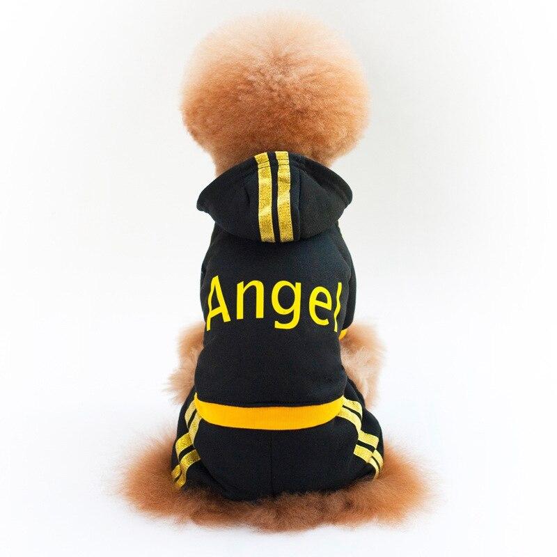 Originale Di Grandi Dimensioni Inverno Angelo Retriever Pet Cappotto Con Cappuccio Abbigliamento Abbigliamento Per Cani Abbigliamento Sportivo
