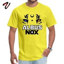 Funky Men Tshirts Crew Neck Scorpion Sleeve All Geek Albus Nox Luna Tops T Shirt Summer Tees Wholesale