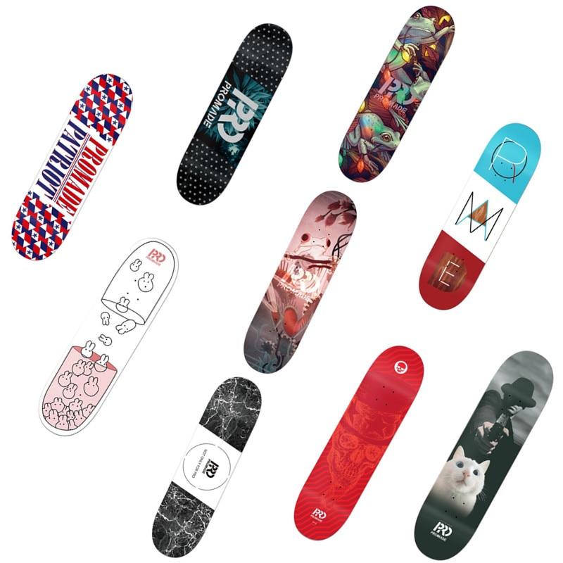 USA PROMADE Quality Canadian Maple Skateboard Decks 8 8.25