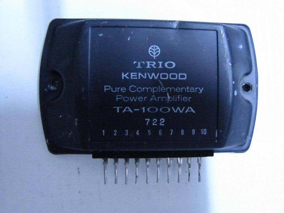 Ayuda inicio tema vintage - Página 2 TA-100WA-Pure-complementary-POWER-AMPLIFIER-TRIO-KENWOOD