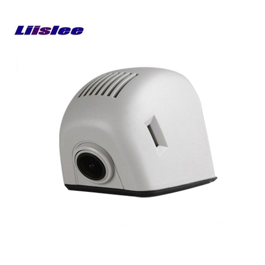 Liislee Автомобильный видеорегистратор, Wifi, видеорегистратор, камера для Audi A4 S4 RS4 B8 8K 2008 ~ 2016, приложение ночного видения, управление мобильным т