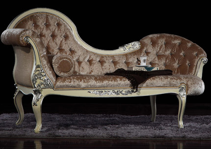 French Royal Household Furniture European Classical Handmade Wood Carved  Gilt Chaise Lounger Recliner In Chaise Lounge From Furniture On  Aliexpress.com ...