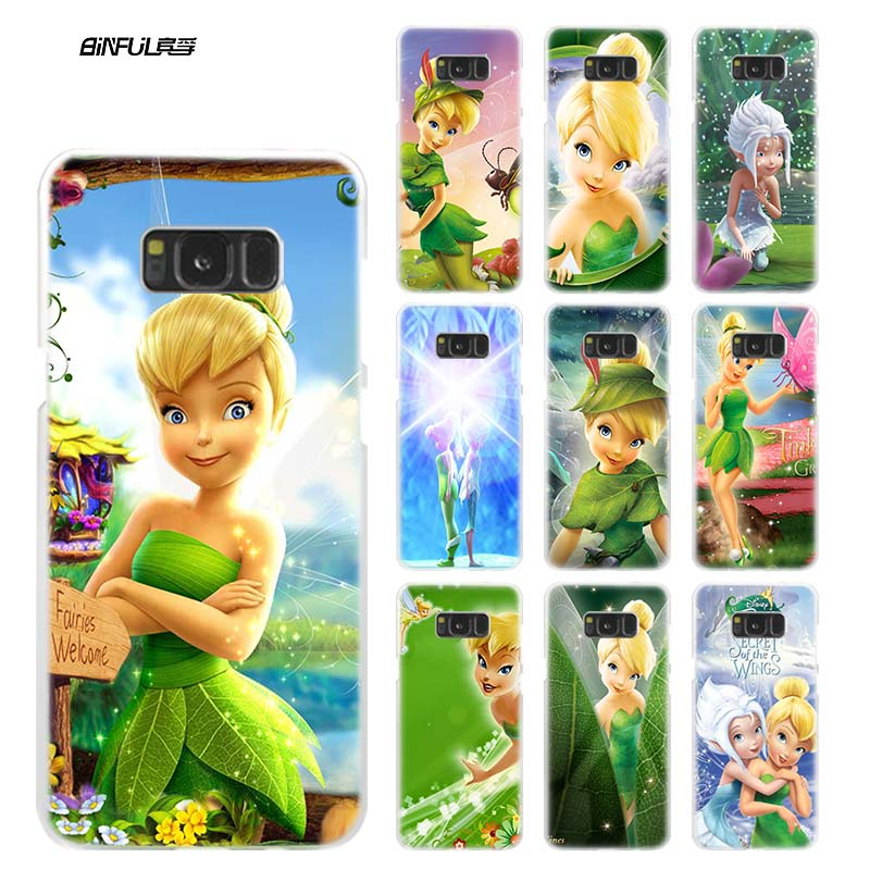 binful tinkerbell secret of the wings clear case cover. Black Bedroom Furniture Sets. Home Design Ideas