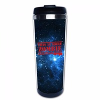 This Is More Zombie Than You Can Handle Stainless Steel Insulated Tumbler Custom Coffee Mug 14