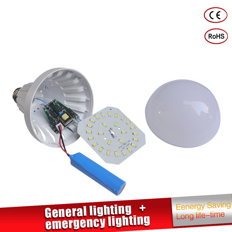 Luzes de Emergência a lâmpada 5 w 7 Utilização : Emergência