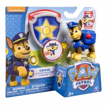 Hot Original 1pc Paw PATROL lovely puppy Anime Figurine Toys Doll Action Figure Model Children kids toys gift 1pc Щенячий патруль