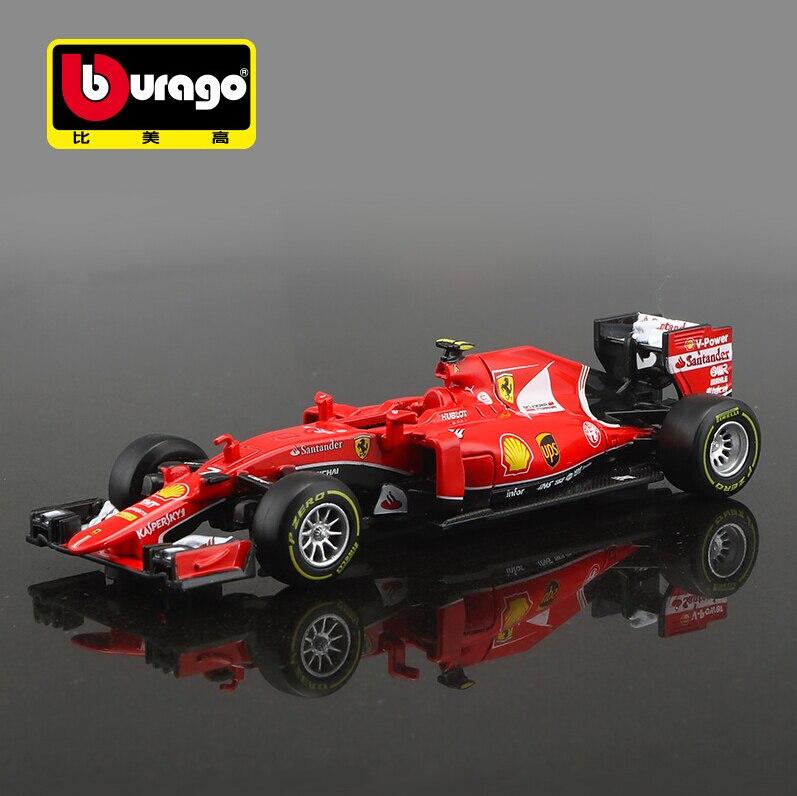 sf15 t f1 formula one racing 124 bburago car model no5