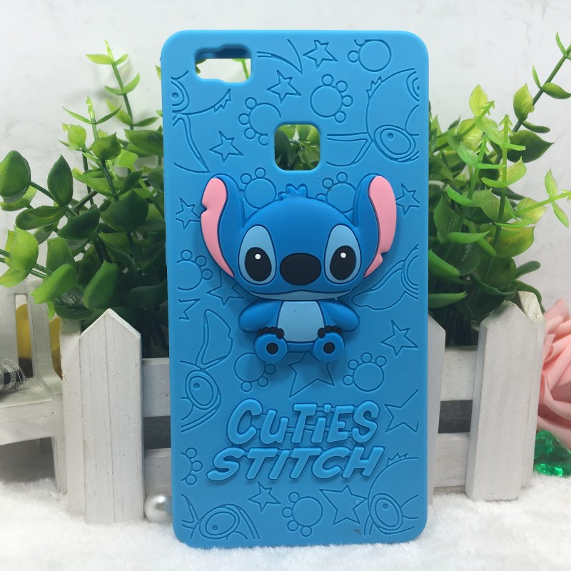 coque huawei p9 silicone 3d