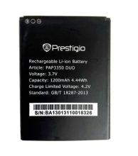 PAP3350 DUO 3350 1200mah High Quality Replacement Li-ion Battery Battery for Prestigio MultiPhone Battery